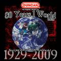 DVD Cover Duncan 80 Years 1 World Tour